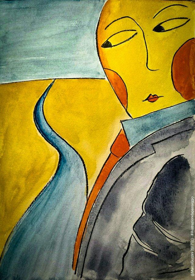 Breve Illustrazione Narrata - #illustrazionidapasseggio - lezione teorica di orizzonte
