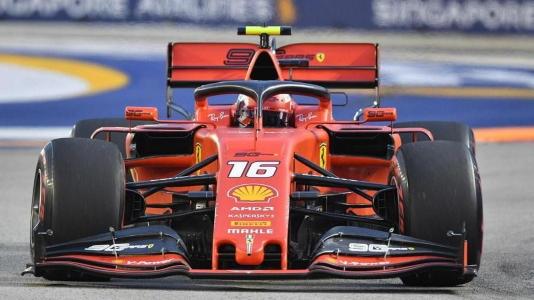 Ferrari2019Singapore