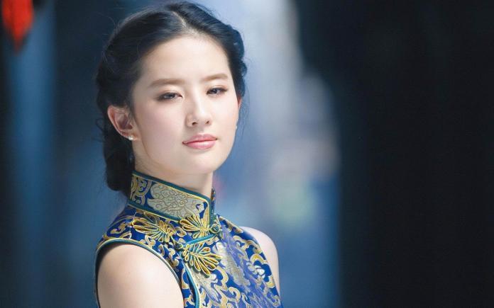 LiuYifei-actress